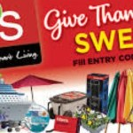 Marcs Give Thanks Sweepstakes