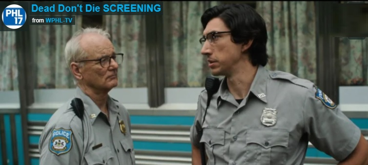 The Dead Don't Die Movie Screening Contest – Win Passes