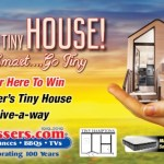 Plessers Tiny House Sweepstakes