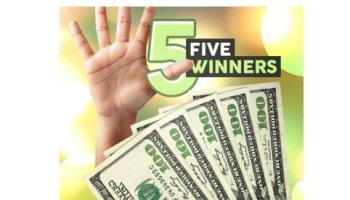 PrizeGrab com $5,000 Cash Giveaway - Win $5,000 Cash - ContestBig