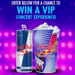 Red Bull VIP Music Sweepstakes