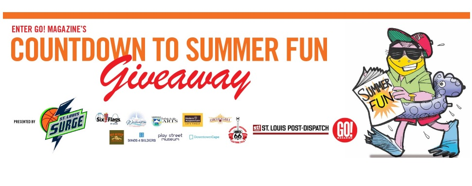 STL Today Countdown To Summer Fun Giveaway – Win Tickets