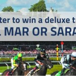 DRF Summer Sweepstakes - Enter To Win A Trip To Saratoga or Del Mar