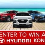 First Coast News Hyundai Summer Giveaway - Enter To Win a Hyundai Kona