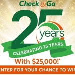 Check n Go Big Cash Online Sweepstakes - Chance To Win $1000 Check