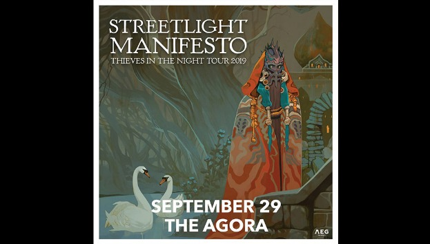 ALT 99.1 Streelight Manifesto Contest - Chance To Win A Pair Of Tickets