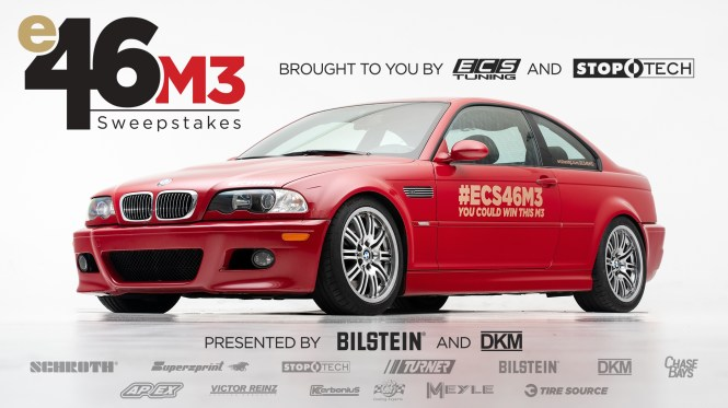 Win A Car Sweepstakes >> Ecs Tuning Bmw Car Sweepstakes Win A 2002 Bmw M3 Contestbig