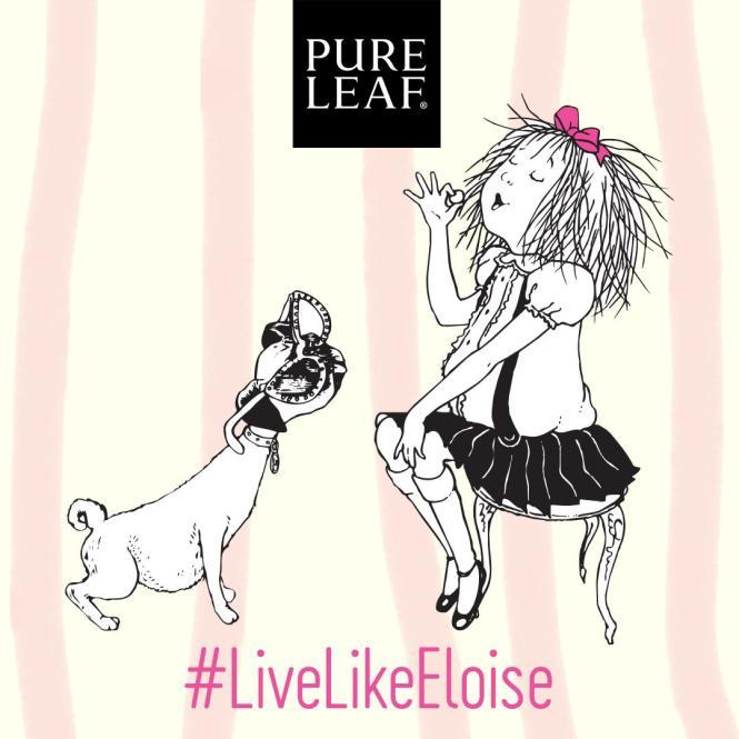 Pure Leaf Live Like Eloise Sweepstakes - Win A Trip To New York