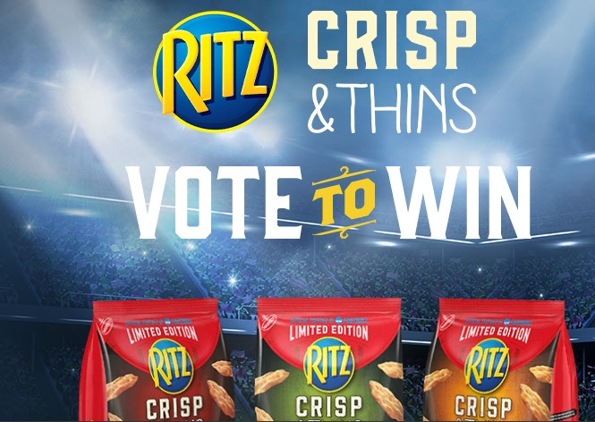 Ritz Rich Rivalries Instant Win Game Sweepstakes - Enter To Win A Trip For Four To Frisco