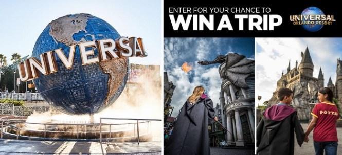 NBCUniversal Media USA Network Universal Studios Sweepstakes