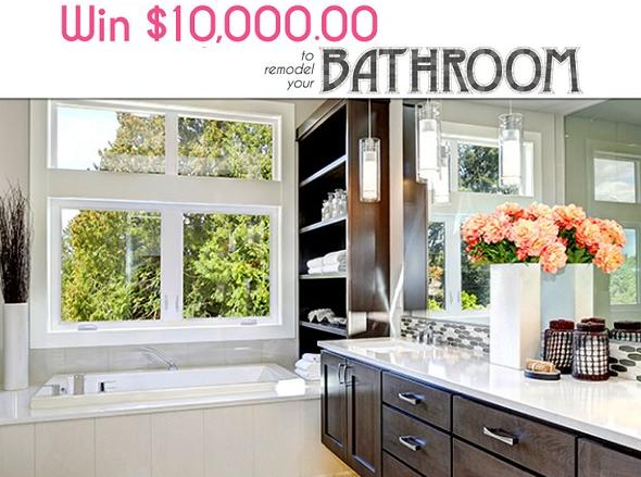 Win A Home Makeover 2020.Pch Com 10000 Bathroom Makeover Giveaway Win 10000 Cash