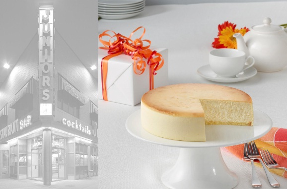 Junior Holiday Cheesecake Giveaway