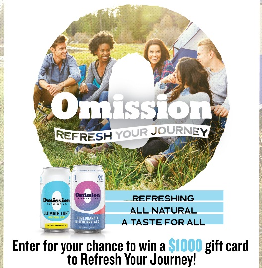 Refresh Your Journey Sweepstakes
