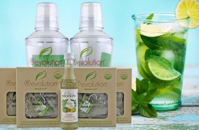 Revolution Tea Mint Mojito Bundle Giveaway