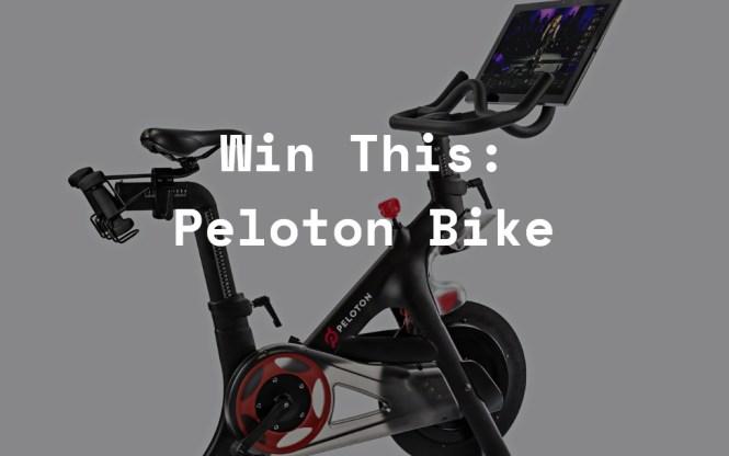 Rotary Digital Shift Peloton Bike Giveaway