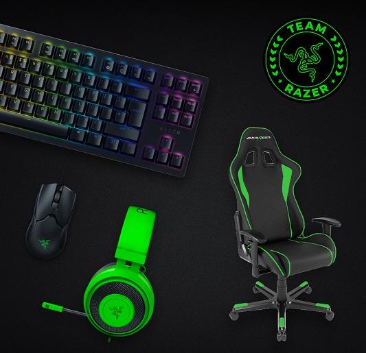 TeamRazer DXRacer Giveaway