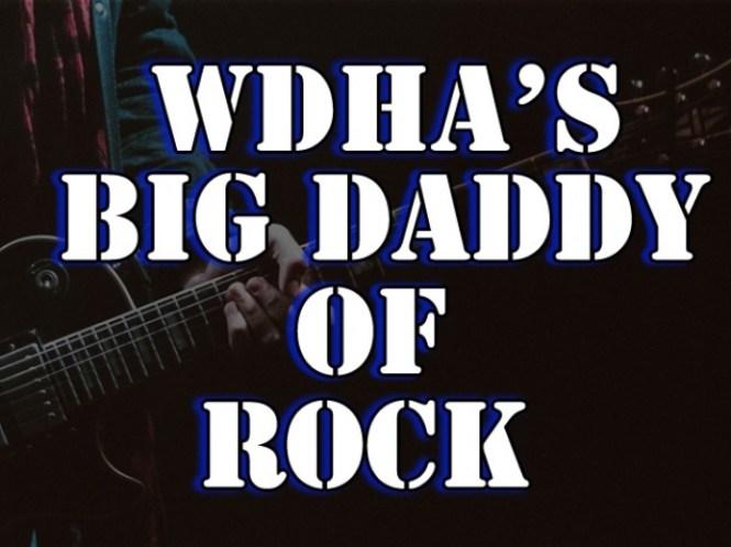 WDHA Big Daddy Of Rock 2020 Contest