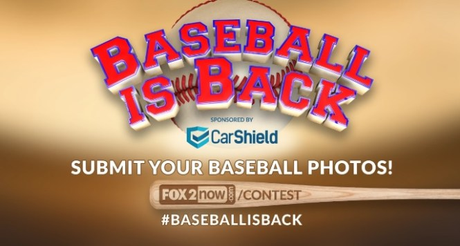 Baseball Is Back Contest