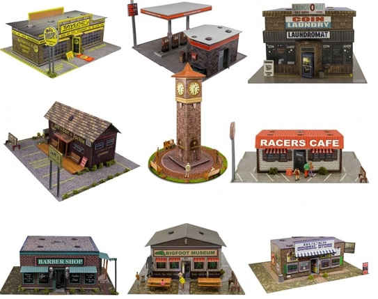 Innovative Hobby Supply Model Buildings Giveaway