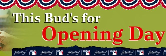 MLB Advanced Media Best Buds Opening Day Sweepstakes