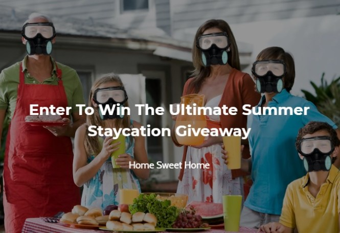 MediaExotic Ultimate Summer Staycation Giveaway