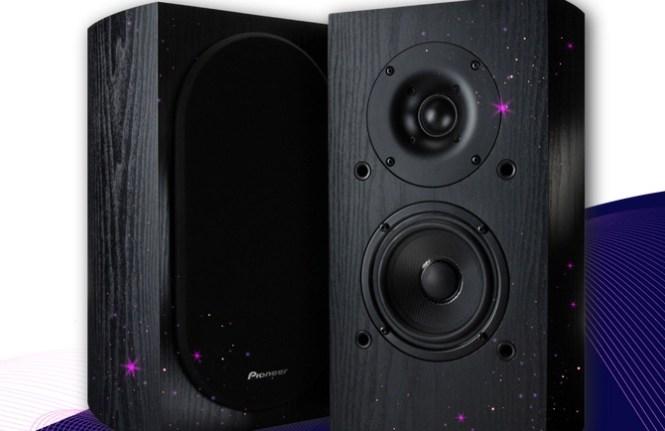 Pioneer BS22LR Speaker Giveaway