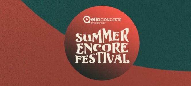 Qello Concerts By Stingray Summer Encore Festival Contest