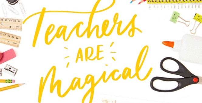 DSW Shoe Warehouse Teachers Are Magical Sweepstakes
