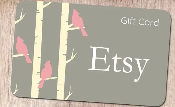 Etsy MasterCard Sweepstakes
