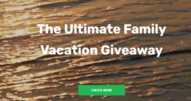 Gokoala The Ultimate Family Vacation Giveaway