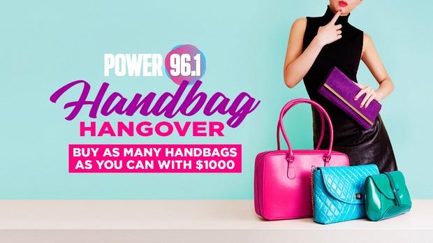 Handbag Hangover Sweepstakes