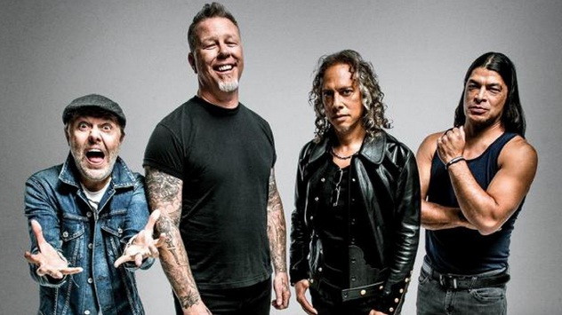 Metallica Drive In Sweepstakes