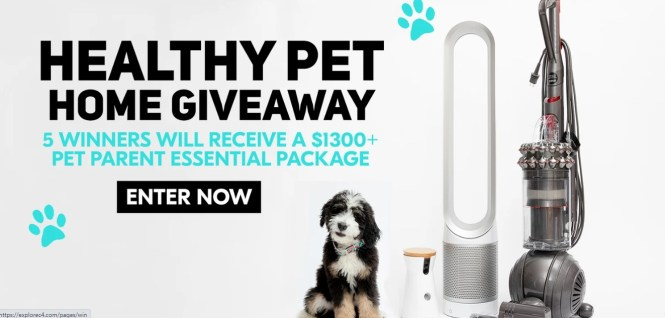 C4 Belts C4 Healthy Pet Home Giveaway