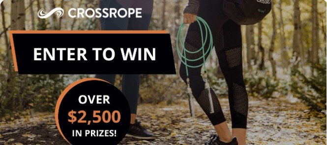 Crossrope Fall Fitness Giveaway