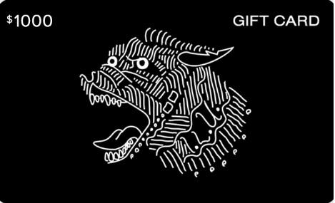I Love Ugly Ltd $1,000 I Love Ugly Gift Card Giveaway