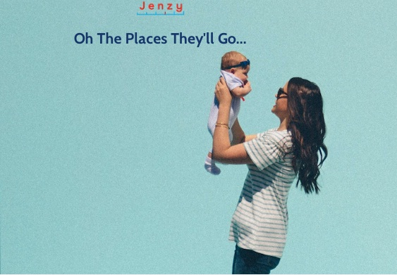 Jenzy Oh The Place They Will Go Sweepstakes