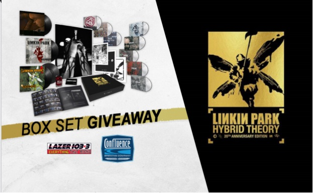Linkin Park Hybrid Theory Box Set Contest