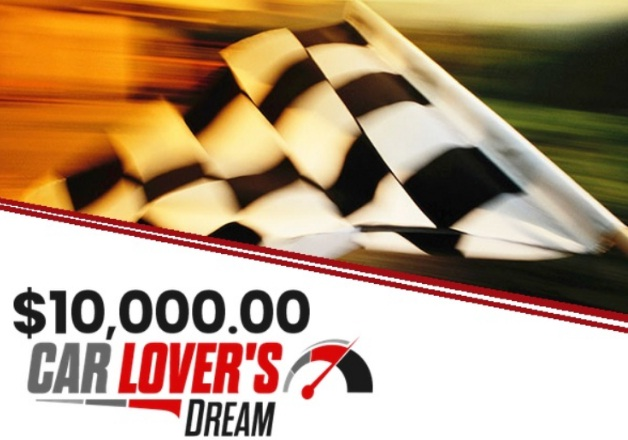 PCH.com $10000 Car Lovers Sweepstakes