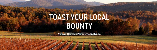 Ringwood Boyd Marketing Virtual Harvest Party Sweepstakes