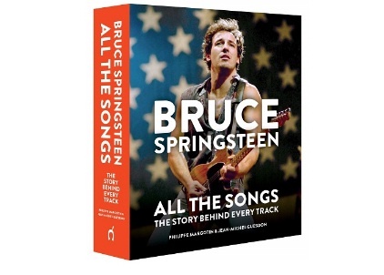 Rock Cellar Magazine Bruce Springsteen All The Songs Giveaway