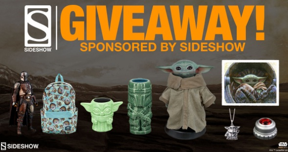 Spooktacular 2020 Grand Prize Pack Giveaway