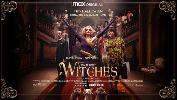 The WITCHES HBO Max Contest