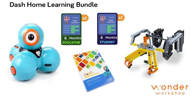 Wonder Workshop Home Learning Bundle Giveaway