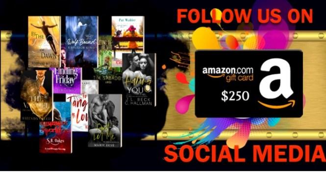 Book Throne October Social Media Giveaway