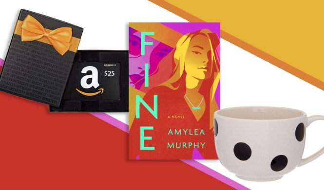 Books That Make You The Fine Prize Pack Giveaway