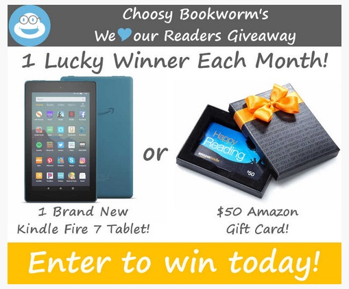 Choosy Bookworm Giveaway