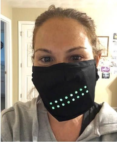 LED Smart Mask Review And Giveaway