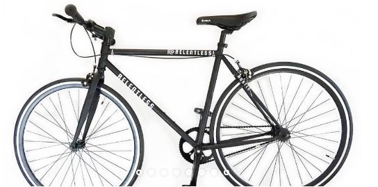 Relentless Bikes Fixie Bike Bundle Giveaway