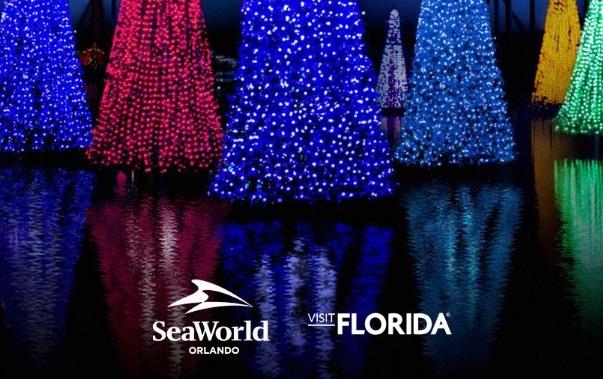 Salem Media Group SeaWorld Christmas Celebration Vacation Sweepstakes