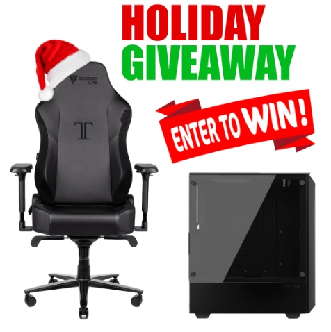 Tech Guided Holiday Giveaway